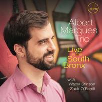3r Jazz a la Fresca: Albert Marquès Trio